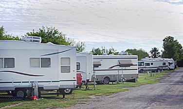Rv Park Campground Lake Amistad Del Rio Texas Local